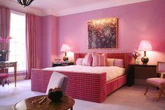 Dormitorios rosa