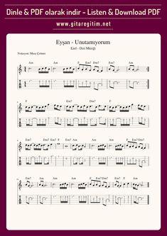 Accordion Music, Sheet Music, Guitar, Sun, Music Score, Music Charts, Guitars, Music Sheets