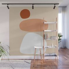 With our Wall Murals, you can cover an entire wall with a rad design - just line up the panels and stick them on. They're easy to peel off too, leaving no Bedroom Wall, Bedroom Decor, Wall Decor, Removable Wall Murals, Mural Art, Interior Exterior, Modern Wall, Home Decor Inspiration, Wall Design