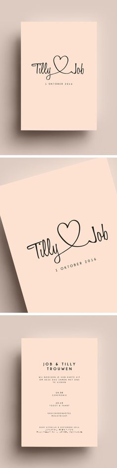 Tilly & Job