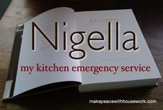 Nigella: My Kitchen Emergency Service (Or: How I Stay Sane In The Feeding Trenches) Book Review Blogs, Book Recommendations, Nigella Christmas, Stay Sane, Reading Habits, Make Peace, Happy Reading, Christmas Books, Historical Fiction
