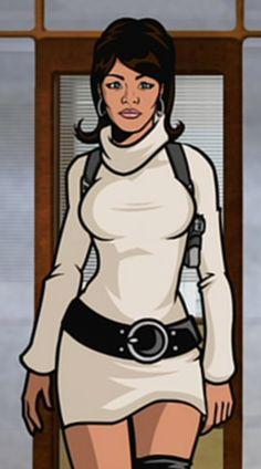 Lana Kane -- Costume this year!