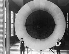 Pictures: A brave new world of airplanes and airships filled the sky over Hampton Roads for the June 11, 1920 opening of Langley Memorial Aeronautical Laboratory's first pioneering wind tunnel.  -- Mark St. John Erickson