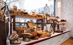 moreno:masey architecture studio - Gail's Bakery Chelsea