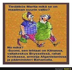 Tiedatkos Martta... - HAUSK.in