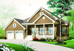 House Plan #147623 and Many Other Home Plans, Blueprints by Westhome Planners
