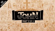Get tips for using this 8:31 video Bible book overview at eternalministries.org as an introduction to your verse-by-verse, chapter-by-chapter study of John 13 - 21!!