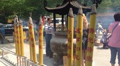 Massive incense sticks (I bought some small ones)