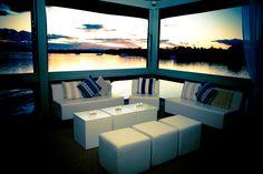 The Boathouse on Noosa River - Wedding Venues Waterfront Events, Wedding Types, Unique Settings, Wedding Reception Venues, Amazing Sunsets, Boathouse, Sunshine Coast, Bridesmaid, River