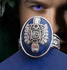 Damon Daylight Ring - The Vampire Diaries
