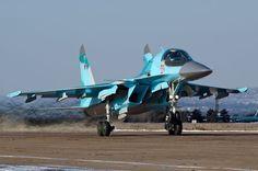 Russia will soon receive the hundredth Su-34