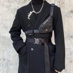 What have you been up to this weekend ? Edgy Outfits, Cool Outfits, Fashion Outfits, Fashion Hacks, Nike Outfits, Fashion Tips, Aesthetic Fashion, Aesthetic Clothes, Korean Fashion Men