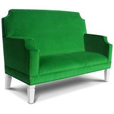 Jennifer Delonge Furniture Muse Child Sofa