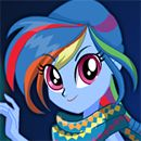 MLPEG Legend of Everfree Rainbow Dash