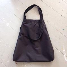 Trapeze form minimalistic black waterproof bag #quality #handmade #casual #streetstyle #dawanda #etsy #instagood #instaphoto #polishgirl #minimalistic #blackbag #fashion #fashionbag #fashionable #fashionista #fashionblogger #casual #handmade