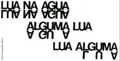 """Imagem do haicai """"Lua na Água rdquo;(1982), de Paulo Leminski (1944-1989) nascido em Curitiba, no Paraná. Sua formação literária foi m..."""