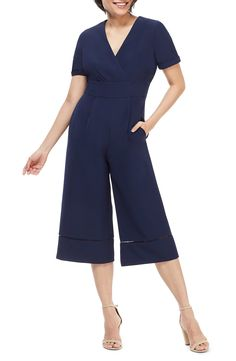 online shopping for Maggy London Becca Crop Jumpsuit (Regular & Petite) from top store. See new offer for Maggy London Becca Crop Jumpsuit (Regular & Petite) Body Hugging Dress, Fashion For Petite Women, Womens Fashion, Petite Dresses, Becca, Types Of Fashion Styles, Women's Fashion Dresses, Cool Style, Dresses With Sleeves