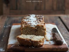 Zucchini Coconut Lunchbox Bread >>  I Quit Sugar ~ This recipe comes from our friends at Cook Republic. Enjoy!