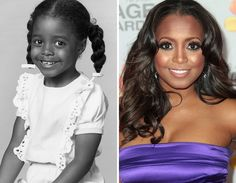 """""""The Cosby Show"""" Cast: Then & Now-- Keshia Knight Pulliam (Rudy Huxtable)"""