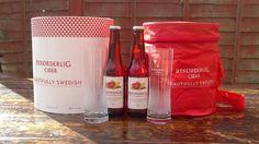 Rekorderlig Cider Cooler Bag Gift Set Review   Vinspire