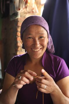 @WorldCrafts Artisan: {Blessed Hope ~ Nepal} Blessed Hope exists to provide creative work, skills development training, and true lasting hope to the women artisans and their families from villages throughout the Himalayan Mountains of Nepal. Labor and sex trafficking are both prevalent within Nepal and the jewelry making jobs and training Blessed Hope provides to the local women are helping to eliminate the desperate situations that often lead to susceptibility to trafficking. #supportfreedo...