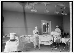 Chilling photographs show surgery in the century Medical Photography, Vintage Medical, Library Of Congress, Surgery, Home, Mail Online, Daily Mail, 19th Century, Theatre