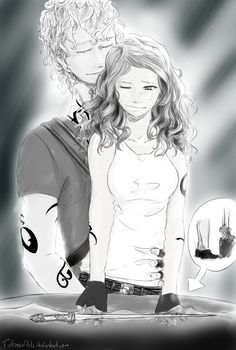 Jace & Clary with a Morgenstern sword - Heosphoros, which means dawn-bringer, City of Heavenly Fire