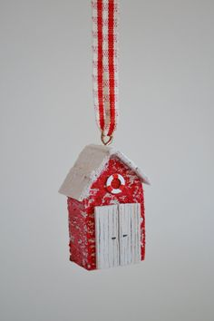 Groovy Driftwood Beach Hut Christmas Decorations By Hsdesignscornwall Largest Home Design Picture Inspirations Pitcheantrous