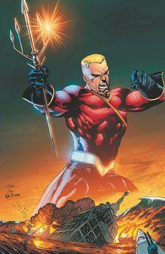 Flashpoint Aquaman by Ardian Syaf