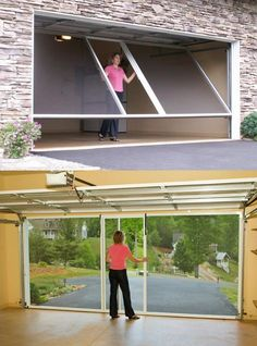 Within the past ten years that unfavorable view of the garage has altered considerably. Climatizing the garage has actually ended up being much more than an afterthought. Garage Renovation, Garage Remodel, Garage Interior, Garage Door Opener, Garage Doors, Garage Art, Garage Door Insulation, Garage Office, Garage Door Makeover