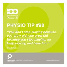 don't stop playing
