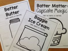 Have fun learning about the different states of matter with these hands-on and YUMMY science investigations. (Creating Readers and Writers Blog)