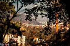 Sunshine and  family: Ein Blick auf Graz