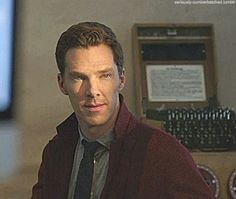 "the-benedict-network: ""Benedict Cumberbatch: On Playing the Role of the Genius (x) """