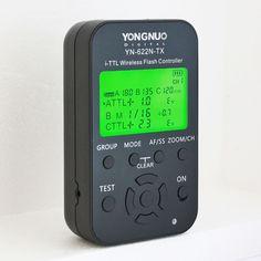 36.65$  Buy now - http://ali83v.shopchina.info/go.php?t=1965928914 - Yongnuo YN-622N-TX i-TTL Wireless Flash Controller for YN622N Flash Trigger 36.65$ #bestbuy