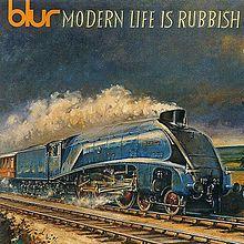 Modern Life Is Rubbish - Blur (1993)