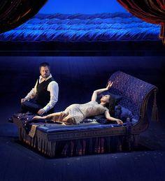 David Daniels y Natalie Dessay. Giulio Cesare (G.F.Haendel). Foto Metropolitan Opera House/Temporada 2012-2013