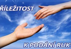 Příležitost k podání ruky