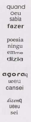 poesia.net 66 - Augusto de Campos
