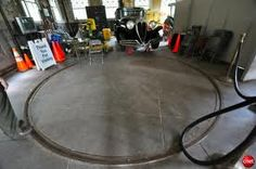 turntable garage - and the cars to go on it please