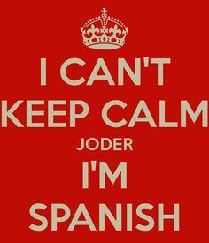 Soy español