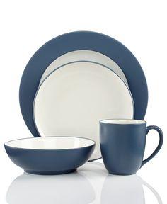 Noritake Colorwave Dinnerware Place Settings - Dinnerware - Dining & Entertaining - Macy's