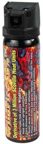 be safe now  - 4oz wildfire pepper gel pepper spray , $16.99 (http://www.be-safe-now.com/4oz-wildfire-pepper-gel-pepper-spray/)