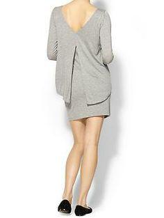 BCBGeneration Long Sleeve Jersey Dress | Piperlime