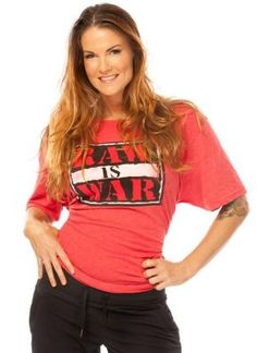 Lita WWE.com Photoshoots Raw is War 2012.