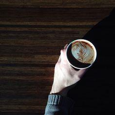 coffee is always a good idea..