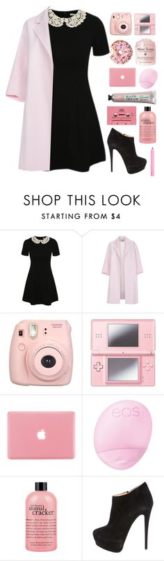 """""""BEATEN DOWN.✧"""" by c-astaway ❤ liked on Polyvore featuring George, Paul Smith, Nintendo, Eos, philosophy, Giuseppe Zanotti, Accessorize, women's clothing, women's fashion and women"""