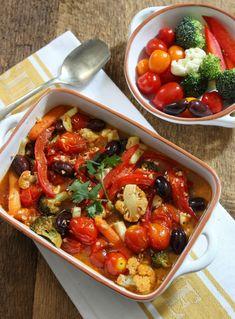 Summer Vegetable Tagine   Simply Fresh Dinners