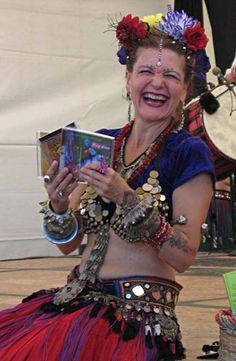 My gorgeous dance Momma Paulette Rees-Denis