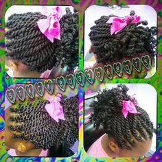 Twists by Stacy http://blackhair.cc/1jSY2ux